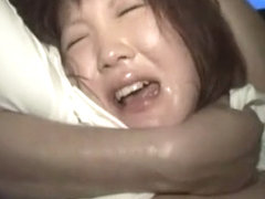 Exotic Japanese model in Horny Amateur, Gangbang JAV clip