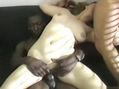 Amateurlesbis-Verführung