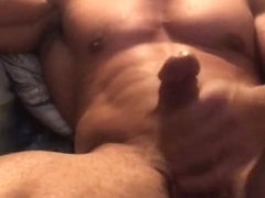 Muscles and cum
