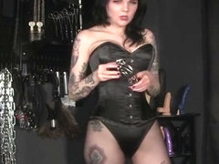 Locked Away Forever: Permanent chastity! Locked away for life!
