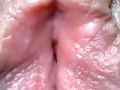 Anal lesbion closeup masturbates