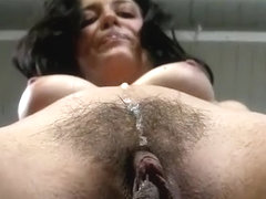 Adorable stubbly Kimberly Kane Featuring Masturbation porn video