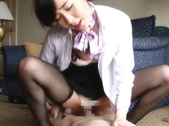 Azjatyckie stewardessa porno