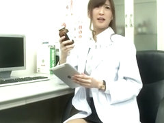 Incredible Japanese slut in Hottest /Futanari JAV video