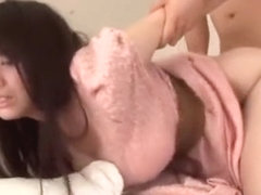 Incredible Japanese chick Anna Natsuki in Hottest Fetish, Blowjob/Fera JAV scene