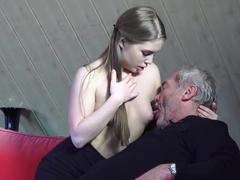 Старик И Девушка Порно Фильм