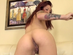 Horny pornstar Alyssa Branch in Crazy Natural Tits, Masturbation porn video