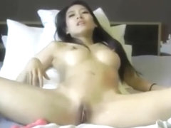 Horny couple chinese acrobatic fuck