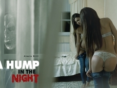 Alexis Brill in A Hump in the Night - BabesNetwork