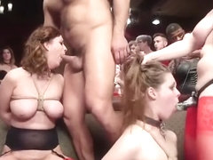 Aiden Starr, Cherry Torn, Nora Riley