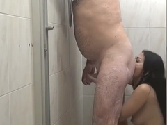 Soapy BJ Rimming Ass Plug