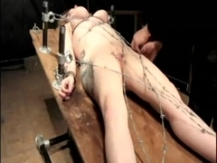 Barbed wired milf