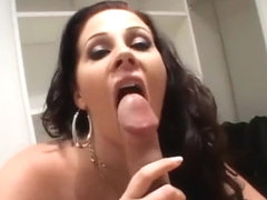 Gianna Michaels big lollipop