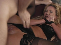 Cherie Obeys and Begs For Her Meat - NewSensations