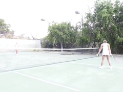 Mofos - Latina Sex Tapes - Latinas Tennis Les