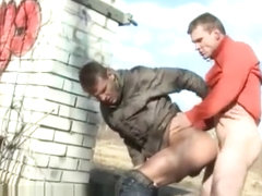 Physical gay sex Two Hot Guys Like To Fuck In Public!