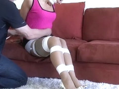 Carolina Crush In Bondage