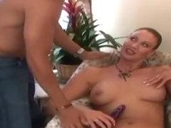 Porn triple penetration