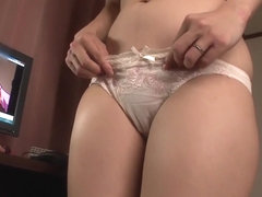 Best Japanese girl Yui Oba in Exotic striptease, cougar JAV scene
