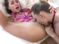 Super Slut Adriana Chechik With Aj Applegate