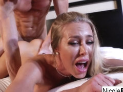 Nicole Aniston in Nicole Shoots With A Hot Stud While Playing On Social Media - NicoleAniston