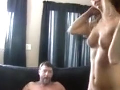 Innocent Coed Madelyn Monroe Goes Down On A Stiff Cock And