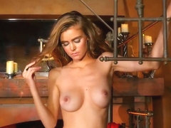 Amberleigh West - By the Fire