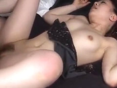 Lacey duvalle spuitenTiny pussy zwarte lul