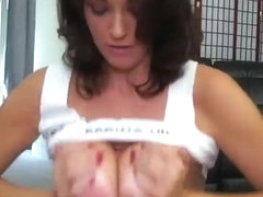 Tittyfuck Competition (Taylor Raz and Charlee Chase)
