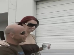Redhead Fucked In Doggystyle