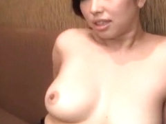 Hottest Japanese slut Asuka Mitsuki in Amazing Blowjob, Threesome JAV movie