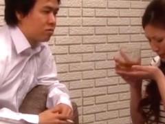 Horny Japanese girl Yuna Shiina in Incredible Changing Room JAV clip