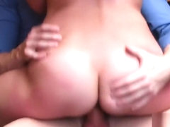 Step Sis Andrea Sultisz Drilled Anally By Horny Guy