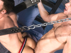 Primal XXX Video: Brian Bonds, Brogan Reed - FalconStudios