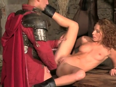 An out-of-control intense medieval orgy with lovely Janet Joy