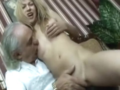 Delicious Cock Pleasuring Blonde Girl
