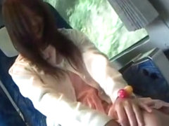 Crazy Japanese girl in Best JAV scene