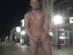 SEXY BOY night walk