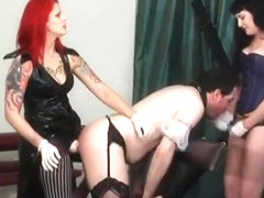 Academy For Sissies Lesson 2
