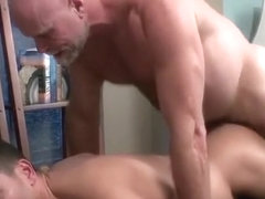 gay massage with bare fuck