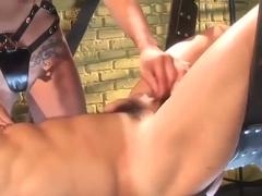 Crunch bikini contest