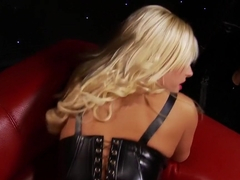 Hottest pornstars Michelle Thorne and Sammy Jayne in amazing pov, facial adult clip