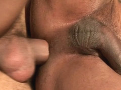 Intense Bareback Anal sex of Latino Gay
