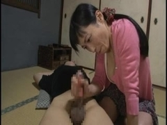 Gentle mom's Sex education