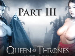 Ayda Swinger & Romi Rain & Danny D in Queen Of Thrones: Part 3 A XXX Parody - BrazzersNetwork