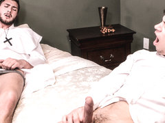 Michael Delray & Justin Dean in Confessions - IconMale