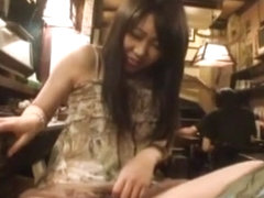 Exotic Japanese girl Shiori Aiuchi in Horny Couple, Public JAV clip