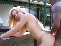 Horny Homemade Shemale record with Interracial, Blonde scenes