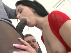čierny bisex porno