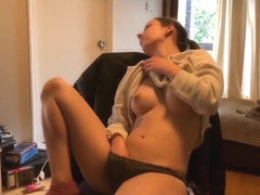My sexy wife keeping her body tight and fucking